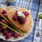 Herbaciane pancakes z...
