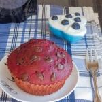 658. Buraczany muffin...