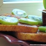 171. Migdałowe tosty...