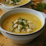 Pikantna zupa dyniowa z...