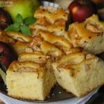 Ciasto jabłkowe z...