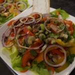 Kolorowa salatka / surowk...