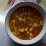 Minestrone – letnia zup...