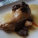 Krolik w sosie grzybowym