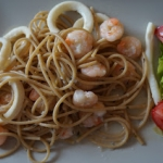 Spaghetti pelnoziarniste ...
