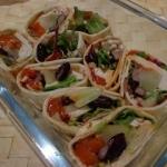 Wrap / tortilla z...