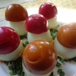 Jajka faszerowane –...