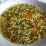 Zupa szczawiowa...