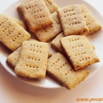 Krakersy z mąką z...
