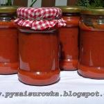 Domowy ketchup z...