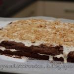 Murzynek (brownie) z...