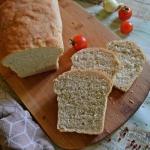 Chleb tostowy, pszenny.