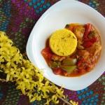 Curry z indykiem i koloro...