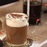 Pyszna Kawa Z Mlekiem Z...