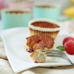 Owocowe Muffinki Śniadan...