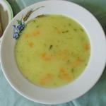 Łagodna Zupa Ogórkowa