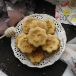Ciasteczka Miodowo...