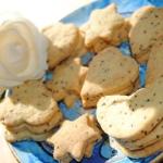 Sezamowe ciasteczka; cias...