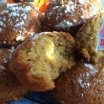 Dyniowe muffinki; muffink...