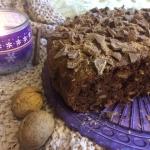 Ciasto czekoladowo- orzec...
