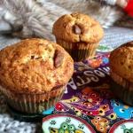 Puszyste muffinki z kefir...