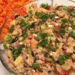Salatka warzywna z tunczy...