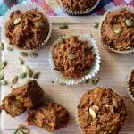 Marchewkowe muffinki z pr...