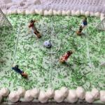 Tort boisko dla chłopca...