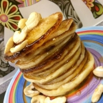 Bananowe pancakes z...