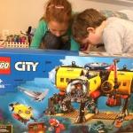 Klocki Lego, czyli pewny...