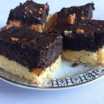 Pyszne ciasto z makiem -...