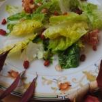Salata z granatem i suszo...
