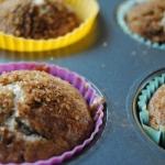 Muffinki orkiszowe z...