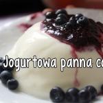 Jogurtowa panna cotta z...