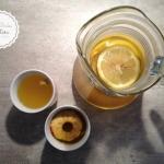 Domowa herbata na przezie...
