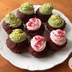 Zdrowe muffinki czekolado...