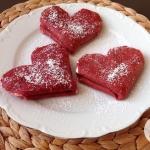 Walentynkowe naleśniki