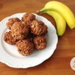 Muffinki bananowe z...