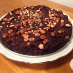 Weganskie brownie z czerw...