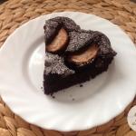 Weganskie ciasto czekolad...