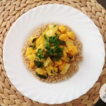 Słodkie curry z dynią...