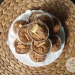 Muffinki cytrynowe z bial...