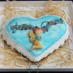 Anielska muzyka i Śniada...
