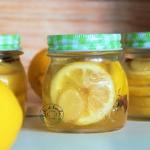 Cytryna w syropie