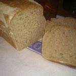 chleb francuski na zakwas...