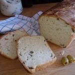 drożdżowy chleb z...