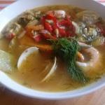 zupa rybna bouillabaisse