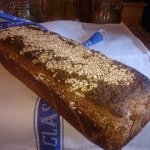 chleb na zakwasie z jeczm...