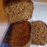 chleb razowy z prazona gr...