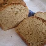 pachnacy ziolowy chleb na...